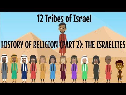 History of Religion_Part 2_The Israelites