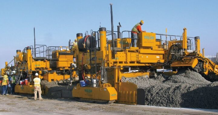World Incredible Modern Technology Road Construction Equipment Machinery