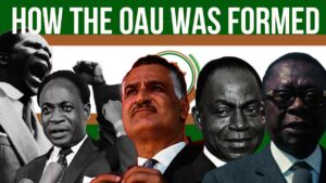 A brief History of Organisation of African Unity