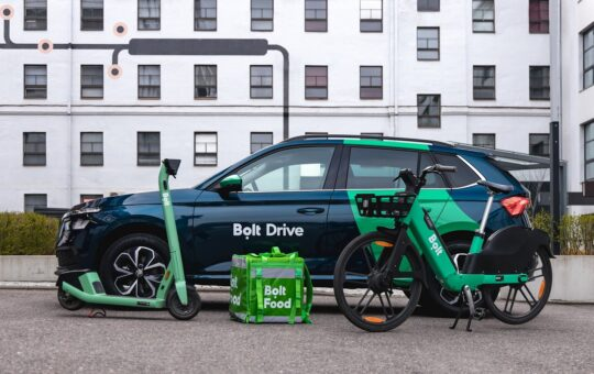Bolt raises R10.3 billion to boost grocery delivery service