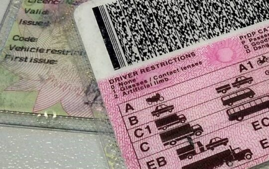 Driver licence deadline for South Africa warning
