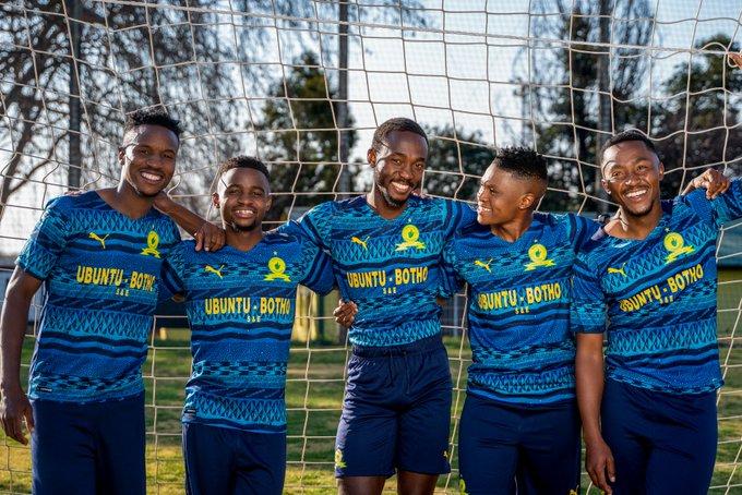 Mamelodi Sundowns New Kit