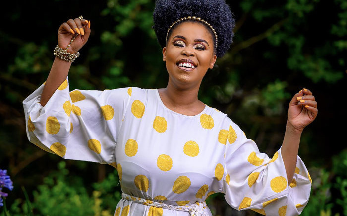 Singer Zahara hands herself over to police