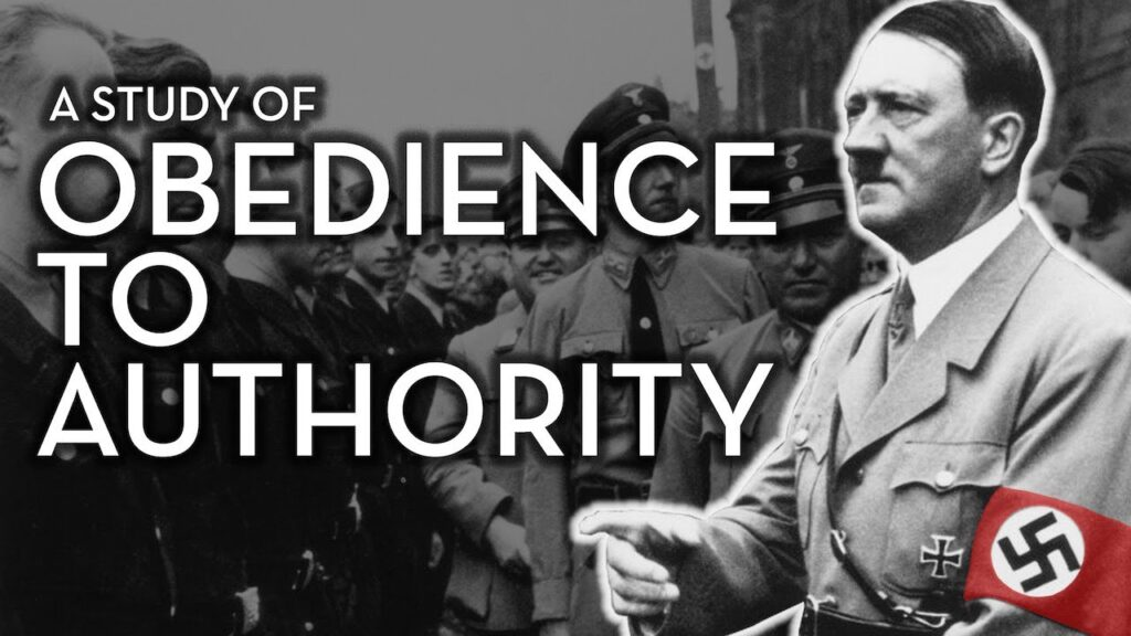 A Study of Obedience to Authority